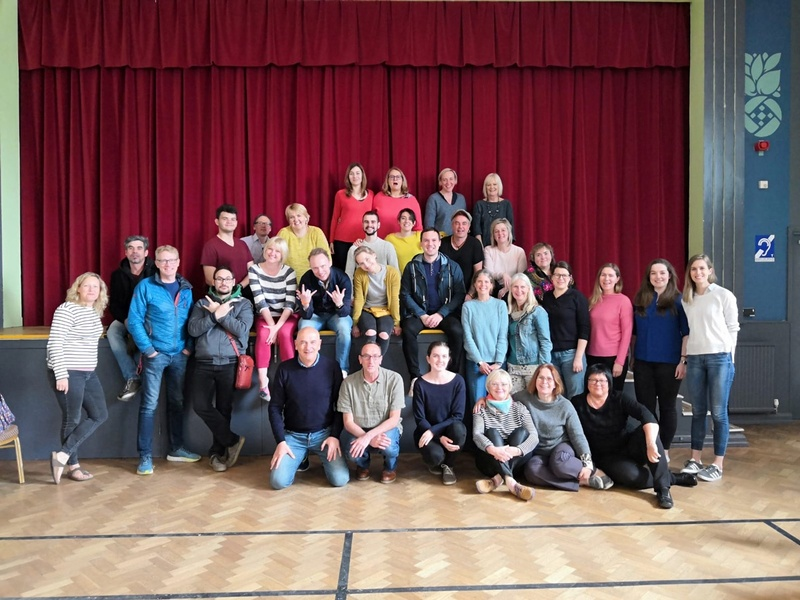 <b></b> <br/> From April 29th to May 3rd Take Art and Carn to Cove led a collective skill sharing programme with the partners and local rural promoters.