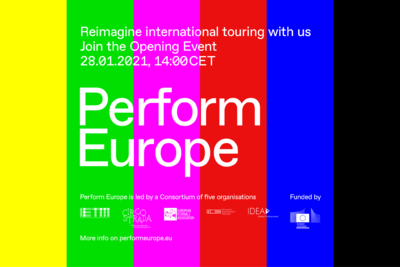 RALPH LISTER INVITED TO THE OPENING EVENT OF PERFORM EUROPE