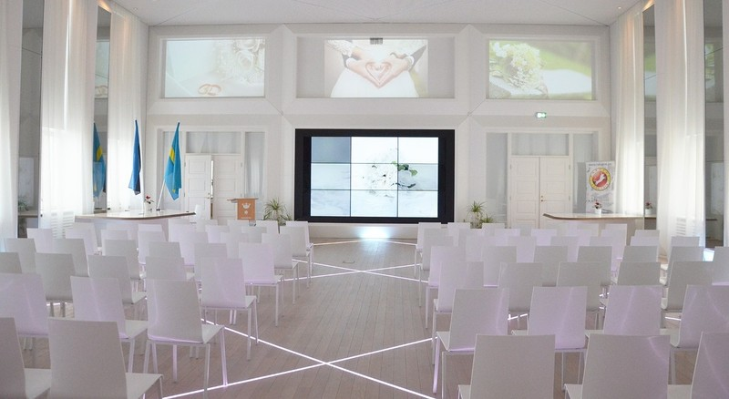 Rakvere City Governments white hall in Rakvere Image 1